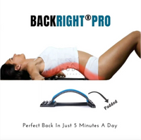 BACKRIGHT™️ LUMBAR RELIEF BACK STRETCHER