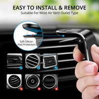 FONKEN Magnetic Car Phone Holder