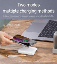 BASEUS™ Qi Wireless Charger Powerbank
