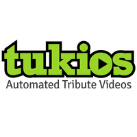 Tukios automated tribute video software