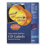 Avery DVD Labels (40 Disc Pack) - Tukios Store