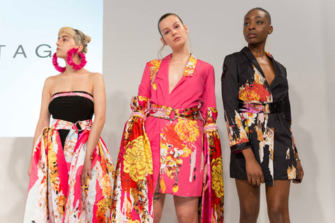 Claire Tagg AW18 London Fashion Week