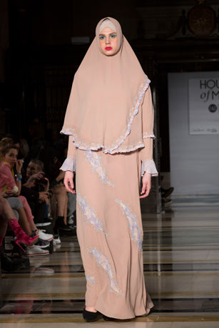 House of Mea AW18 at London Fashion Week
