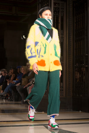 Ones to Watch AW18 - I-am-chen, Maddie Williams, Susan Fang London Fashion Week