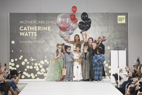 Mothercare Childrenswear Award: Catherine Watts of University of Salford