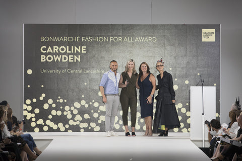 Bonmarché Fashion For All Award: Caroline Bowden of University of Central Lancashire