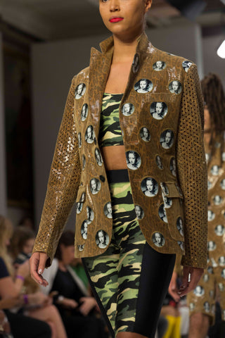 Dans La Vie Rira Sugawara SS18 London Fashion Week