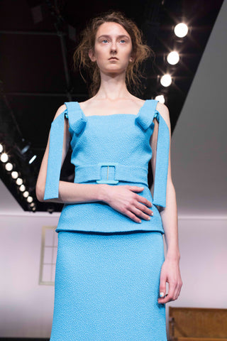 Edeline Lee SS18 London Fashion Week