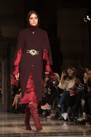 Jiri Kalfar AW18 London Fashion Week