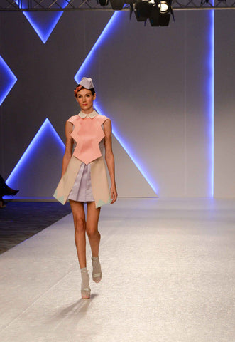 Ana Ljubinkovic Belgrade Fashion Week