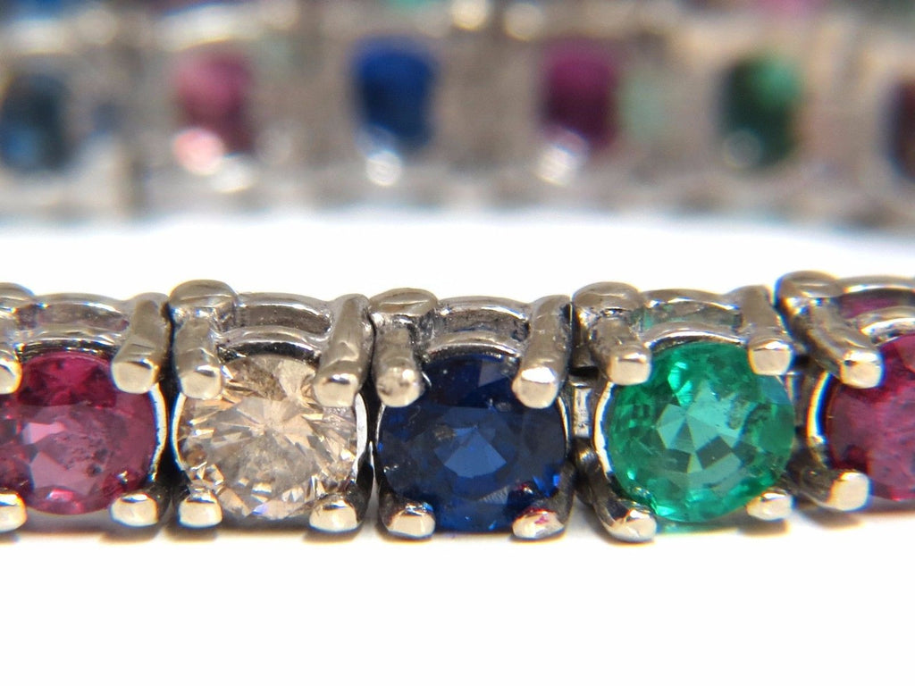 sapphire and full item affair plaque ring antique emerald diamond love f ruby edwardian