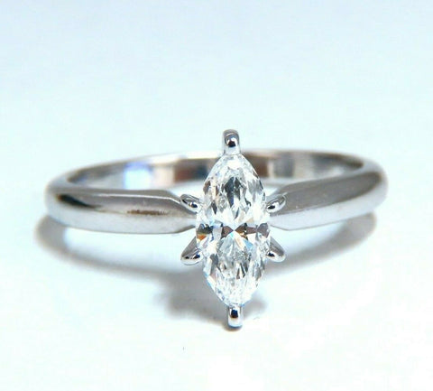 .52ct Natural Marquise Diamond Solitaire Engagement Ring 14Kt