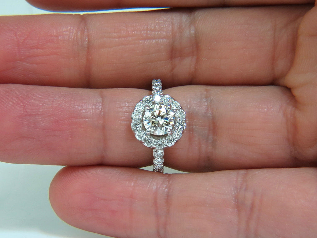full salt ring solitaire halo mandrel in and goldfull diamond zoom studio product cut pepper mand