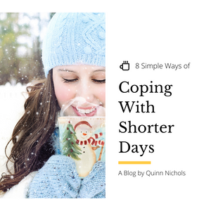 8 Simple Ways to Cope with Shorter Days