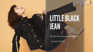 The Little Black Jean