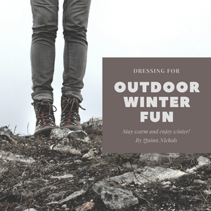 Dressing for Outdoor Winter Fun