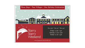 2018 Starry Starry Weekend