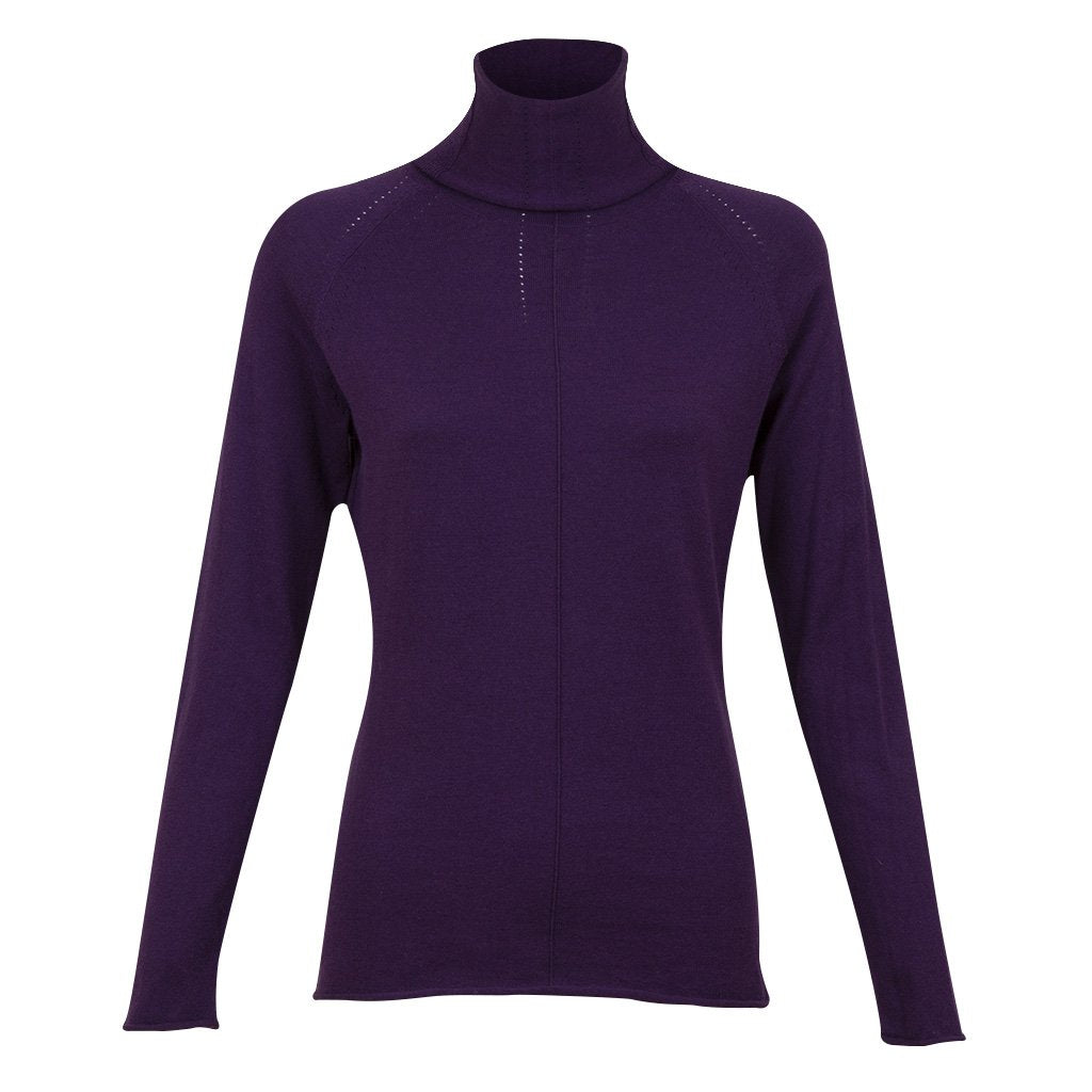 Solid Skye Turtleneck