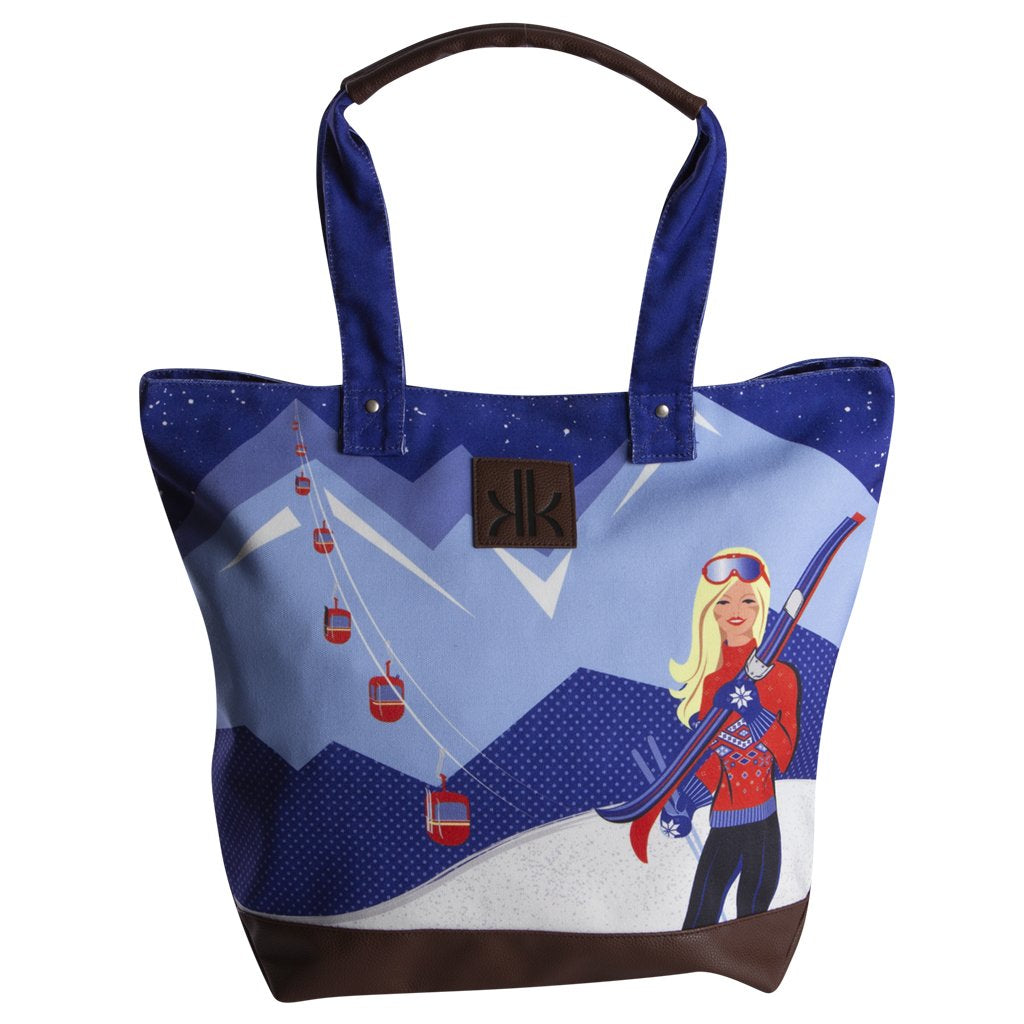 Summit Express Blue Tote