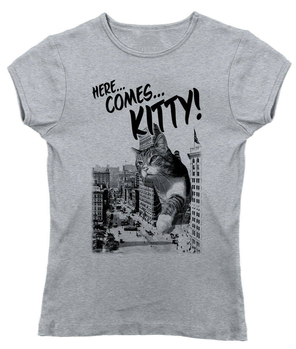 Here Comes Kitty T-Shirt