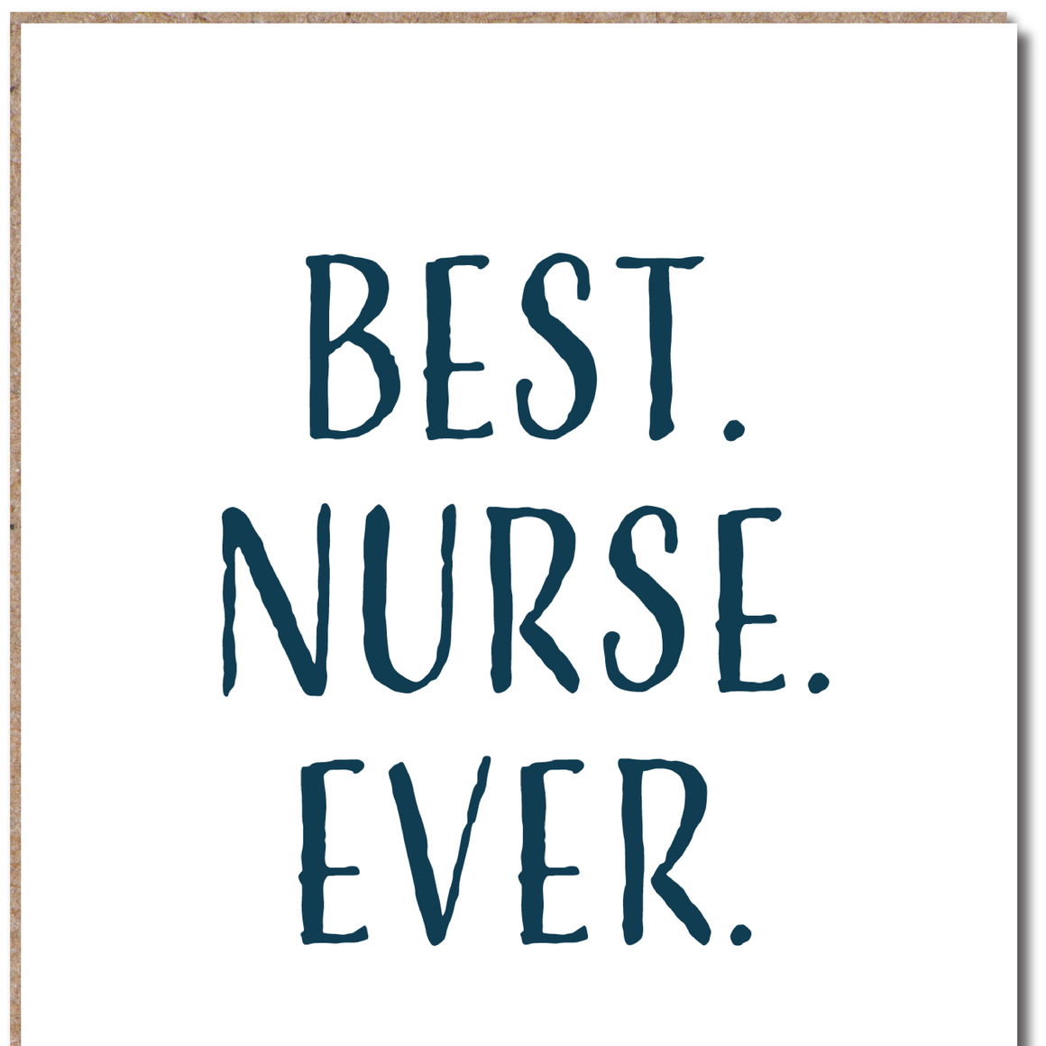 Card - Nurse Appreciation