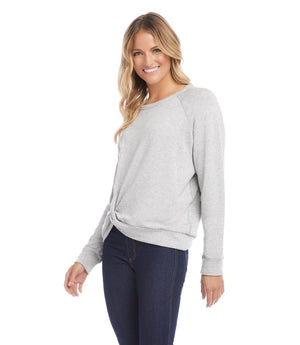 Side Twist Pullover