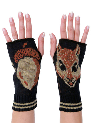 Go Nuts Hand Warmer -Brown