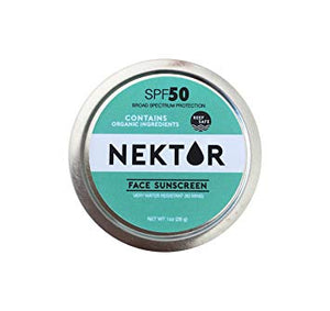 Nektor SPF 50 Face Sunscreen