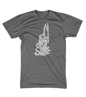 New Hampshire Stately Shirt - Grey