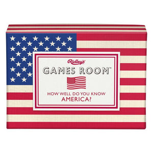 Ridley's Games Room - How Well Do You Know America