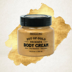 Shimmer Body Cream 8.0 oz.