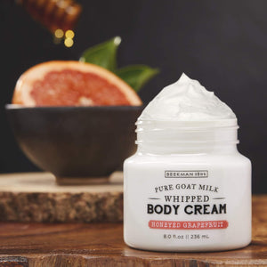 Whipped Body Cream 8.0oz
