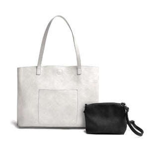 Tote Bag with Crossbody