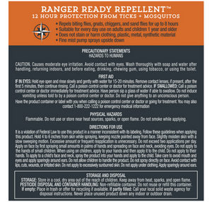 Ranger Ready Repellent 3.38 FL OZ