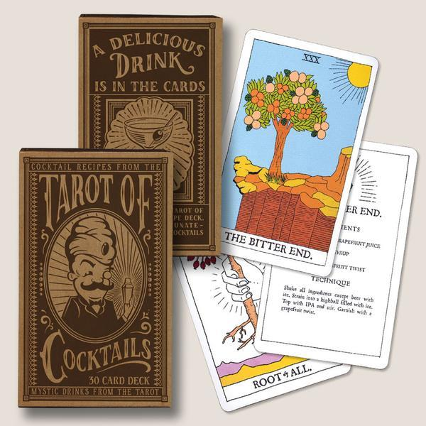 Tarot of Cocktails Cards