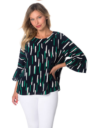 Bell Sleeve High/Low - TT9436