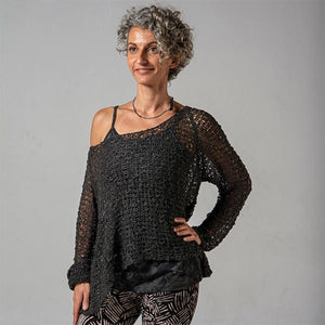Hands to Hearts - Crocheted Long Sleeve Soul Warmer