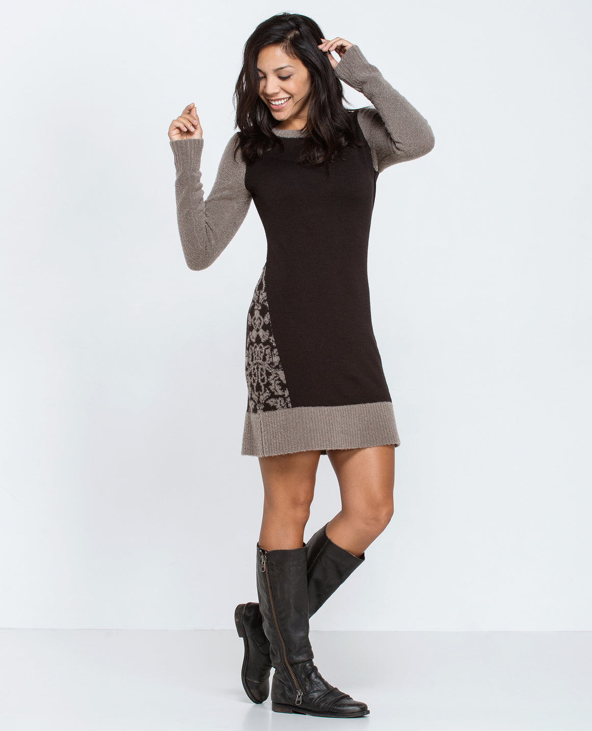 Lucianna Sweater Dress