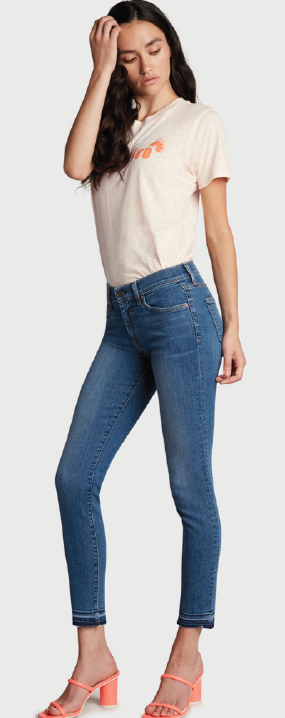 Honor Mid-Rise Skinny Crop