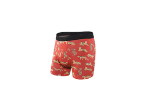 Plantinum Boxer Brief - Red Tiger