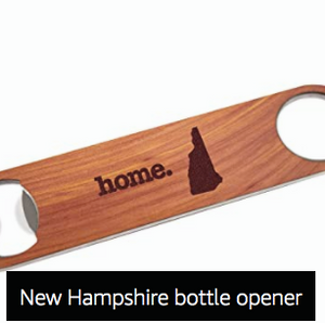Home State NH Bottle Opener