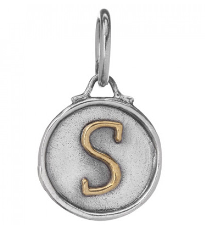 Chancery Insignia Collection Letter S