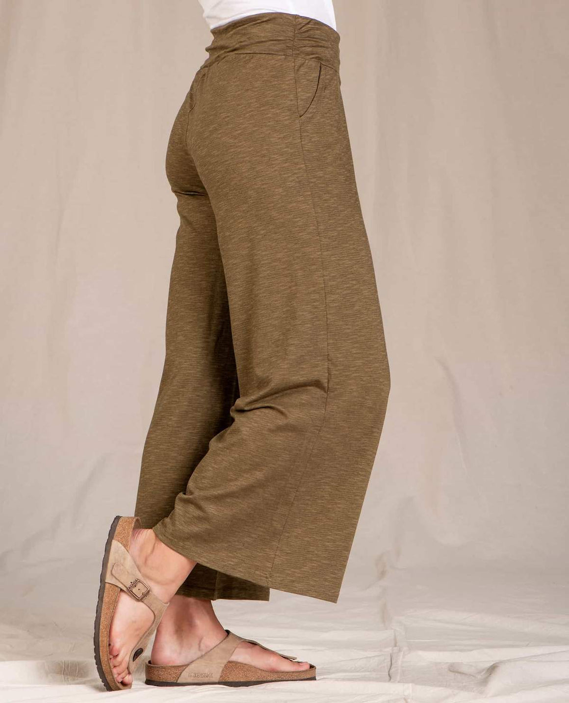 Chaka Wide Leg Pull On Lounge Pant