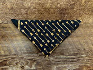 Black Arrows Bandana
