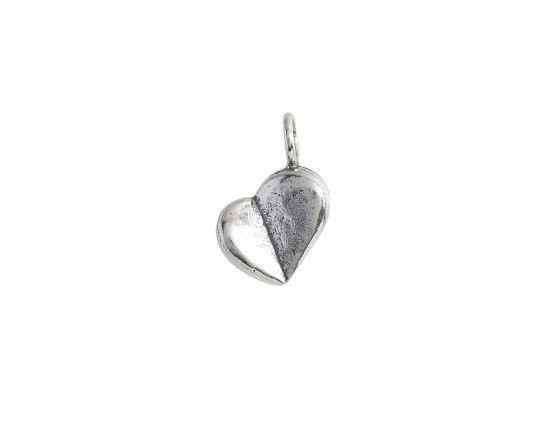 Axiom Heart Charm
