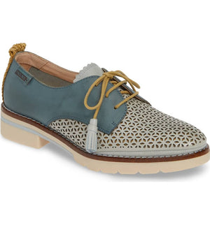 Sitges Lace Up Derby Shoe