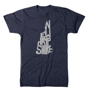 New Hampshire Stately Shirt - Navy