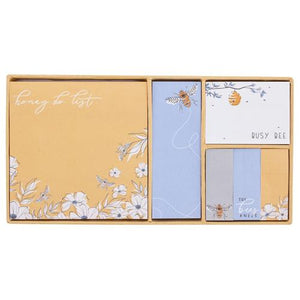 Boxed Sticky Note Set