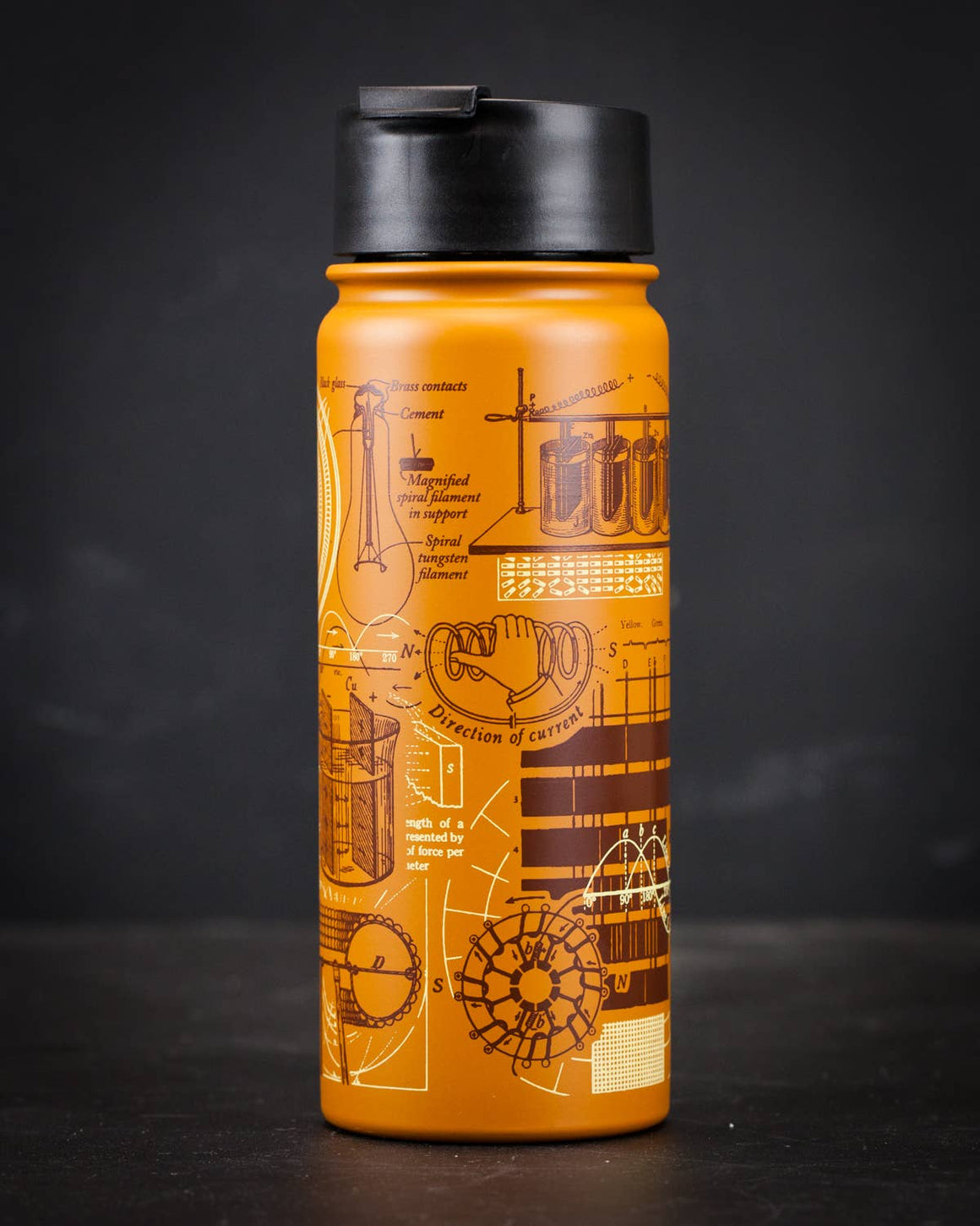 Cognitive Surplus - Physics: Electromagnetism Stainless Steel Vacuum Flask