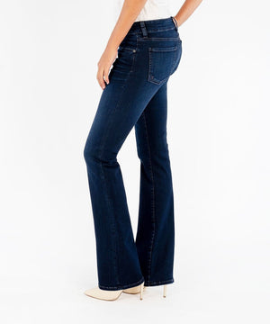 Natalie Bootcut (Winsome Wash)